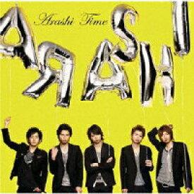 【オリコン加盟店】■通常盤■嵐 CD【Time】07/7/11発売[代引不可] 【ギフト不可】