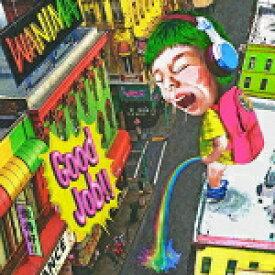 【オリコン加盟店】■初回限定盤[取]★BONUS DISC付+カラーケース仕様■WANIMA 2CD【Good Job ! !】19/3/6発売【楽ギフ_包装選択】