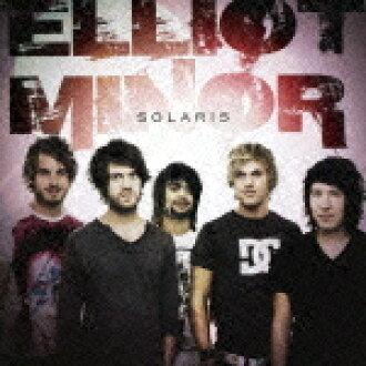 ♦ Elliot minor CD10/4/21 released