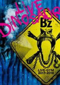 """【オリコン加盟店】10%OFF■B'z Blu-ray【B'z LIVE-GYM 2017-2018 """"LIVE DINOSAUR""""】18/7/4発売【楽ギフ_包装選択】"""