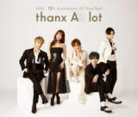 【オリコン加盟店】初回仕様[取]★スリーブ仕様■AAA 4CD【AAA 15th Anniversary All Time Best -thanx AAA lot-】20/2/19発売【ギフト不可】