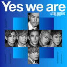 【オリコン加盟店】★スマプラ対応★三代目 J SOUL BROTHERS from EXILE TRIBE CD+DVD【Yes we are】19/3/13発売【楽ギフ_包装選択】