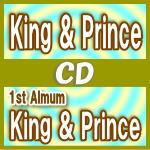 【オリコン加盟店】★フォトカード[外付]■初回限定盤A★Blu-ray付★応募用シリアルナンバー封入■King & Prince CD+Blu-ray【King & Prince】19/6/19発売【ギフト不可】