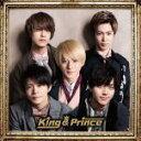 【オリコン加盟店】初回限定盤B■King & Prince 2CD【King & Prince】19/6/19発売【ギフト不可】