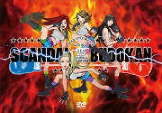 ■SCANDAL DVD 12/8/22발매