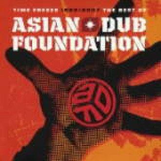 ★초레어!※첫회반★스티커 봉입■에이지 안・다브・파운데이션[Asian Dub Foundation] CD07/2/28매