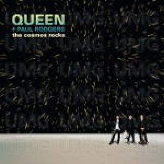 SHM CD 规格 ♦ 女王 + Paul,罗杰斯 CD12/6/13 发布