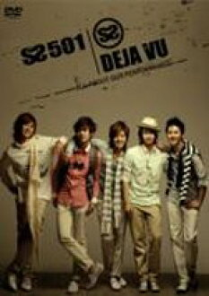 ■SS501 DVD+CD08/5/21 발매