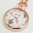 ■フィールドワーク【不思議の国のアリス】懐中時計 ウォッチ ワンダーン ピンク ASS097-2  [代引不可]【楽ギフ…