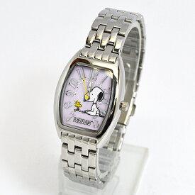 数量限定■スヌーピー ウッドストック ウォッチ 腕時計【70周年記念限定モデル】ピンク SN1033-E [後払不可]【楽ギフ_包装選択】タスク