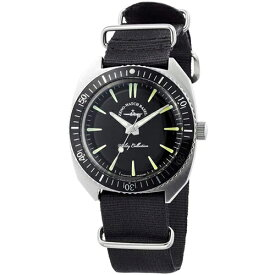 ■ZENO-WATCH BASEL[ゼノウォッチ バーゼル] メンズウォッチ 腕時計【Vintage Divers ダイバーズ クオーツ】ZN102-SB-NBK【楽ギフ_包装選択】タスク