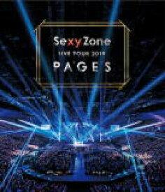 【オリコン加盟店】★10%OFF★通常盤Blu-ray■Sexy Zone 2Blu-ray【Sexy Zone LIVE TOUR 2019 PAGES】19/8/28発売【ギフト不可】