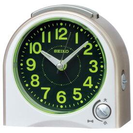 ◆SEIKO[セイコー] 【目覚まし時計】薄金色 KR503G [代引不可][後払い不可]【楽ギフ_包装選択】.