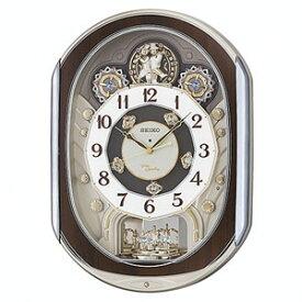 ■セイコ−【電波掛け時計 からくり時計】回転飾り メロディ付き RE578B [代引不可]【楽ギフ_包装選択】.