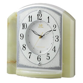 ■リズム時計 電波置時計【RHG-S71 オニックス枠時計】4RY703HG05 [代引不可]【楽ギフ_包装選択】.