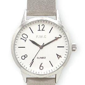 ■フィールドワーク 腕時計 ウォッチ【プール】グレー FDC107-1 GY【楽ギフ_包装選択】