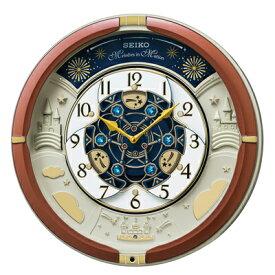 ■SEIKO セイコ−【掛時計 からくり時計30周年記念モデル】メロディ付き RE601B [代引不可]【楽ギフ_包装選択】