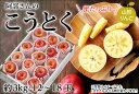 山形りんご 阿部さんの蜜入りこうとく 約3kg(09-J)