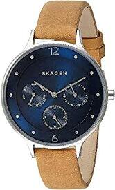 【中古】【輸入品・未使用】スカーゲン(SKAGEN) レディス時計【型番:SKW2310】【ネイビー×ブラウン/1サイズ】