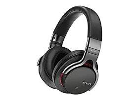 【中古】【輸入品日本向け】SONY 密閉型ワイヤレスヘッドホン ハイレゾ音源対応 Bluetooth対応 ブラック MDR-1ABT/B