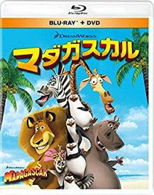 【中古】【輸入品日本向け】マダガスカル ブルーレイ&DVD(2枚組) [Blu-ray]