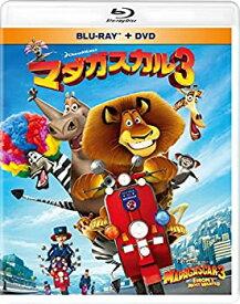 【中古】【輸入品日本向け】マダガスカル3 ブルーレイ&DVD(2枚組) [Blu-ray]