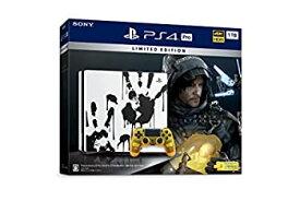 【中古】【輸入品日本向け】PlayStation 4 Pro DEATH STRANDING LIMITED EDITION【メーカー生産終了】