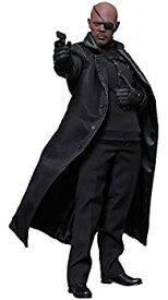 【中古】【輸入品・未使用】ムービー・マスターピース キャプテン・アメリカ/ウィンター・ソルジャーニック・フューリー 1/6スケール プラスチック製 塗装済み可動フィギュ