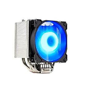 【中古】【輸入品・未使用】GELID SOLUTIONS Sirocco (CC-Sirocco-01-A) クーラー RGB LEDファン付き
