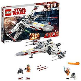 【中古】【輸入品・未使用】LEGO スター・ウォーズ Xウィング スターファイター 75218