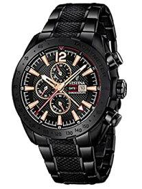 【中古】【輸入品・未使用】Festina F20493/1 メンズ クロノグラフ クォーツ 腕時計 ステンレススチールストラップ