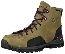 """【中古】【輸入品・未使用】[ダナー] Women's Stronghold 5"""" NMT Construction Boot Brown 7.5 M US"""