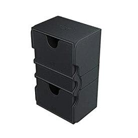 【中古】【輸入品・未使用】Gamegenic デッキボックス: Stronghold コンバーチブル ブラック (200カラット)