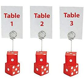 【中古】【輸入品・未使用】Bunco ダイス プレースカードホルダー テーブル1 2 3 プレースカード ? カジノプレイスカードホルダー