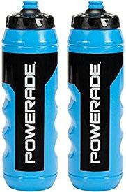 【中古】【輸入品・未使用】Powerade Squeeze Water Bottle 32oz by Powerade