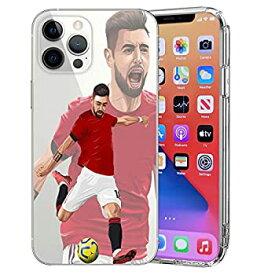 【中古】【輸入品・未使用】MIM UK フットボール サッカー ケースカバー すべてのiPhoneに対応 (iPhone 11、ブルノ)