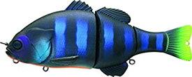 【中古】【輸入品・未使用】(Black Impact Gill) - Jackall Gantarel Jr. Bluegill Swimbait