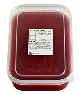 味の顔見世 【業務用】梅肉『赤』 1kg