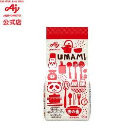味の素「味の素」100g袋 紙パッケージ うま味調味料 AJINOMOTO
