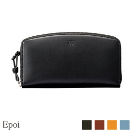 【Epoi】Knott エポイ ノット ラウンドファスナー長財布