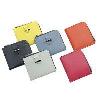 f2788b7b9645 EpoiエポイLエルLファスナー折財布ホワイト/ピンク/オレンジ/イエロー/ · ↑ 画像を拡大する