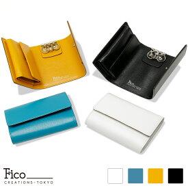 2fea28b2519e 【Fico】 フィーコ ORLO オルロ メンズ キーケース キーリング スマートキー対応