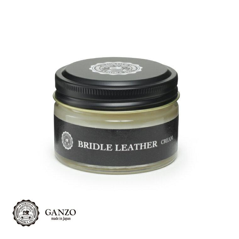 GANZO ガンゾ アフターケア用品 ブライドルレザー用ワックス