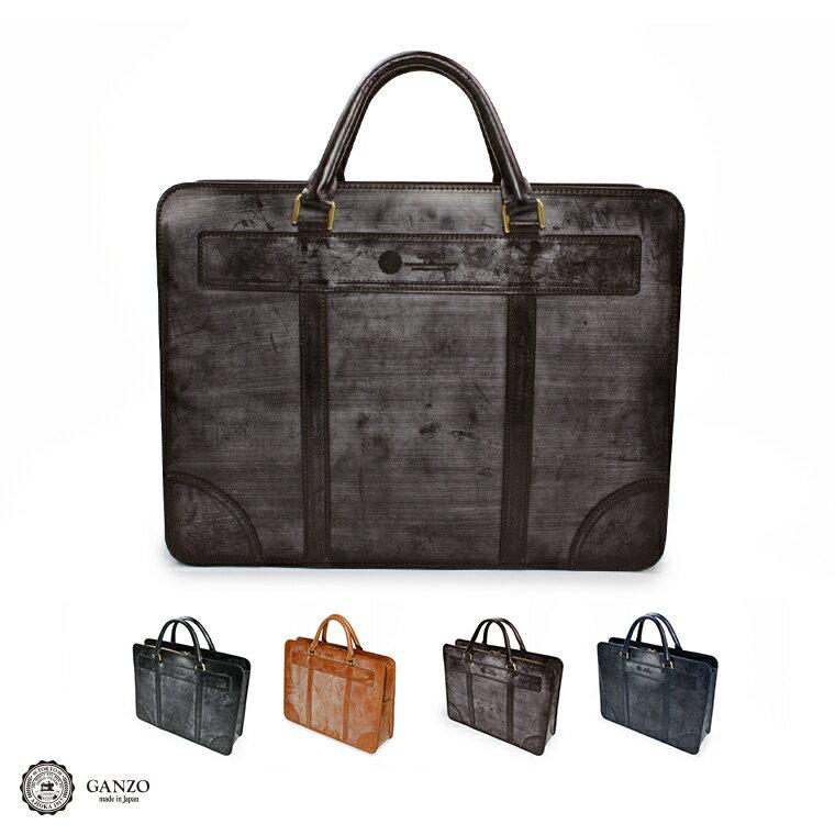 メンズ バッグ 鞄 ブリーフケース GANZO ガンゾ BRIDLE ブライドル