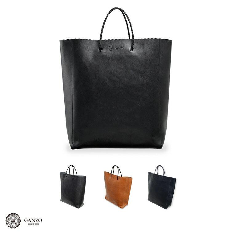 メンズ バッグ 鞄 トートバッグ (縦) GANZO ガンゾ SACCHETTO サケット