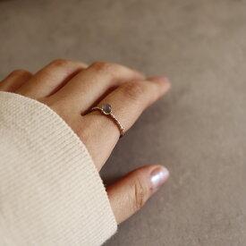 silver925 ムーンストーン リング フリーサイズ シンプル 天然石 母の日 ギフト プレゼント 女性 レディース 上品 ajiro R001