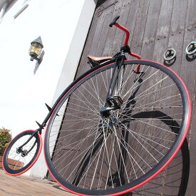 """だるま自転車UDC - Penny Farthing [48""""] 変わった自転車"""