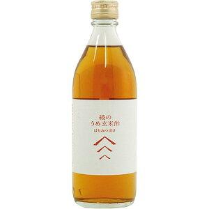 綾のうめ玄米酢 500ml