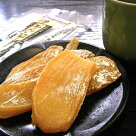 川越名産さつま芋を使用した干し芋。