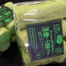 埼玉県産の高級茶葉を使用した麩菓子(ふがし)